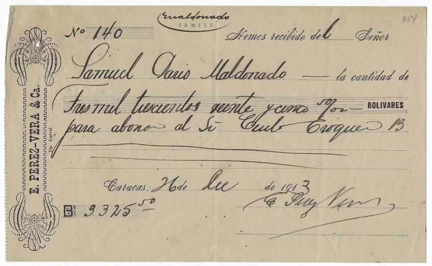 Efeméride 14: Samuel Darío compra ganado Angus para Hato El frío en 1913