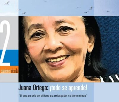 Juana Ortega: ¡Todo se aprende!   Cuadernos de Vida 2.