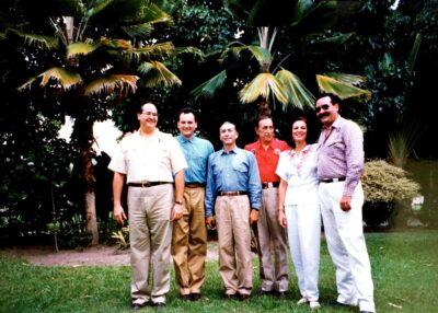 Efeméride 23: Primera reunión del Consejo de Familia