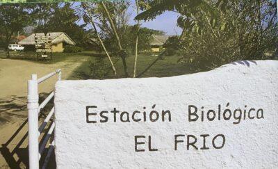 Efe 25: Firma del Acta Constitutiva de la Asociación Civil Estación Biológica El Frío