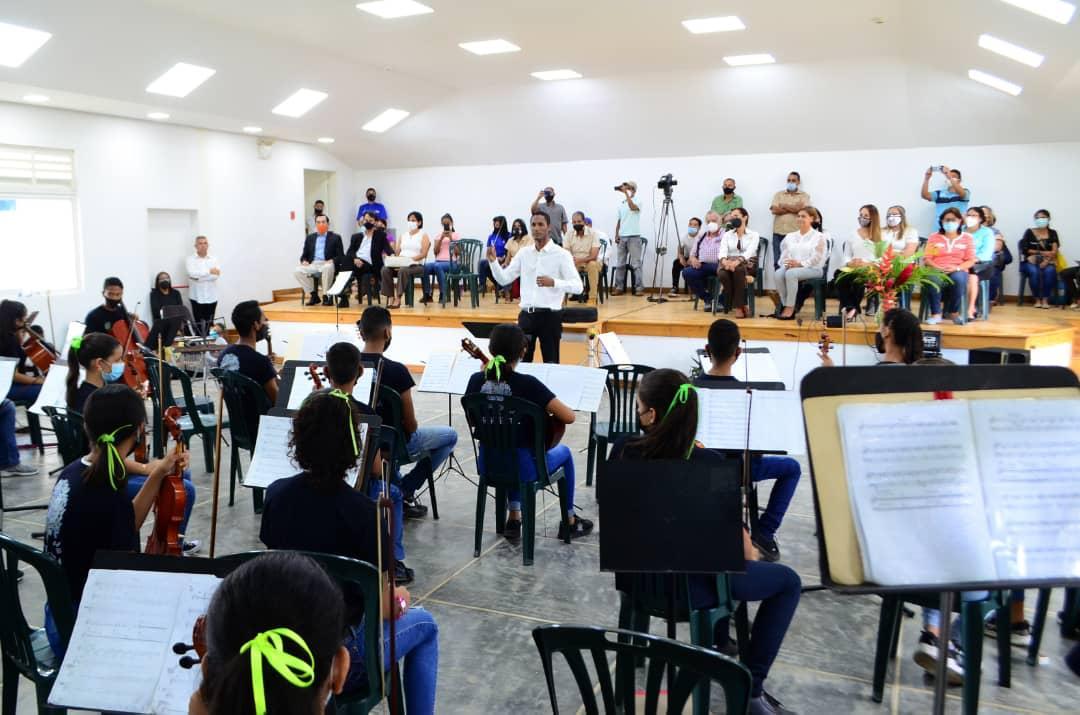 Primer festival de Música de Cámara venezolana, en Barrera, estado Carabobo.